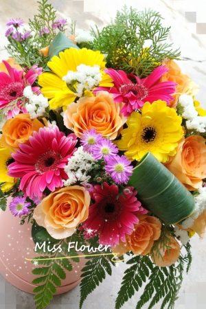 Floral Box 花盒